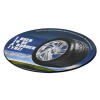View Image 1 of 5 of Tyre Brite-Mat Coaster - Round