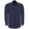 Kustom Kit Men's Business Shirt - Long Sleeve