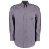 Kustom Kit Men's Corporate Oxford Shirt - Long Sleeve