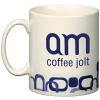Cambridge Mug - Dye Sub - Links Design