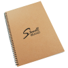 A4 Recycled Spiral Notebook