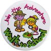 38mm Button Badge - 2 Day