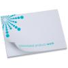 A7 Sticky Notes - Starburst Design