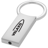 Rectangular Metal Keyring