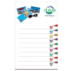 View Image 1 of 2 of BIC® Sticky Notes - 101 x 130mm - 50 sheets