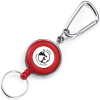 Clip-On Retractable Badge Holder