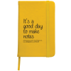 View Image 1 of 2 of A6 Soft Notebook with Lined Pages