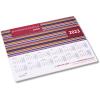 Brite-Mat Mousemat - Rectangular - Stripes Calendar Design
