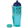Tempo Sports Bottle - Domed Lid with Lanyard