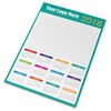 A5 10 Sheet Recycled Deskpad - Full Colour