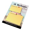 A6 10 Sheet Recycled Deskpad - Full Colour
