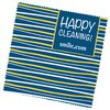 Microfibre Cleaning Cloth - Small - Striped Design