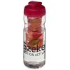 Base Sports Bottle - Flip Lid with Fruit Infuser