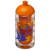 Bop Sports Bottle - Domed Lid with Fruit Infuser