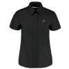 Kustom Kit Women's Workwear Oxford Shirt - Short Sleeve