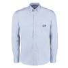 Kustom Kit Men's Slim Fit Premium Oxford Shirt - Long Sleeve