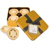 Small Gold Collection Tin - Mince Pies