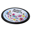 View Image 1 of 2 of Terran Recycled Coaster - Round