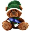 View Image 1 of 2 of Christmas Bear with Sash
