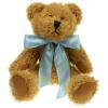 25cm Sparkie Bear with Bow