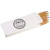 Sustainable Mini Colouring Pencils - 6 Pack - 2 Day