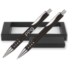 Techno Pen & Pencil Set - Engraved