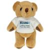13cm Jointed Honey Bear with T-Shirt - 1 Day