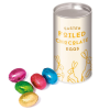 Snack Tube - Chocolate Foil Eggs