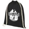 View Image 1 of 3 of Oregon Premium Cotton Drawstring Bag