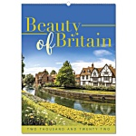 Wall Calendar - Beauty of Britain