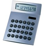 8 Digit Desk Calculator
