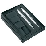 Waterford Pen & Pencil Gift Box Set & Carry Pouch