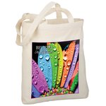 100% Cotton Promotional Shopper - Full Colour