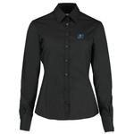 Kustom Kit Lady Fit Business Shirt - Long Sleeve