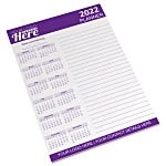 A4 25 Sheet Notepad