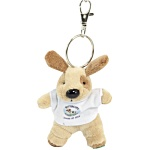 Dog Keyring - T-Shirt