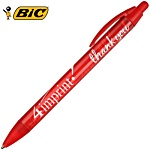 BIC® Wide Body Pen - Thank You Design