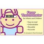 Fever & Flu Thermometer Pack - Children