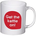 Cambridge Mug - Caption Design - Kettle