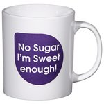 Cambridge Mug - Caption Design - Sweet Sugar