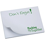 A7 Sticky Notes - Don't Forget Design
