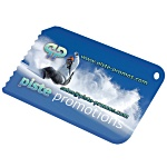 Credit Card Ice Scraper - Full Colour