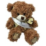 Paw Bear with Sash