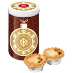 Christmas Snack Tin - Mince Pies