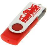 16gb Twister Promotional Flashdrive