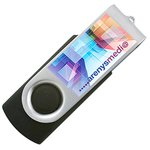 8gb Twister Flashdrive - 7 Day - Full Colour