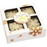 Snowflake Chocolate Box