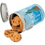 Flip Lid Tin - Chocolate Chip Cookies