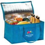 Fresh Lunch Cooler Bag - 12 Can - Full Colour
