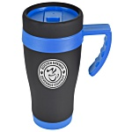 Matt Colour Trim Travel Mug - 3 Day